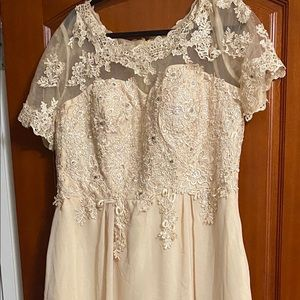 Gown/Bridesmaids Dress/mother of the bride dress